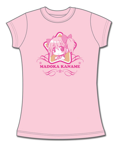 Madoka Magica Madoka Jrs T-Shirt L, an officially licensed product in our Madoka Magica T-Shirts department.