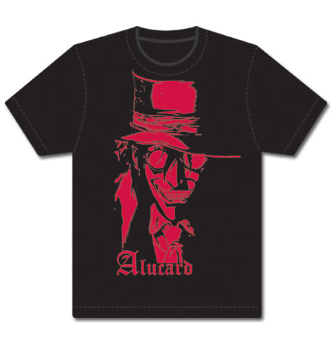 Hellsing Alucard T-Shirt L, an officially licensed product in our Hellsing T-Shirts department.