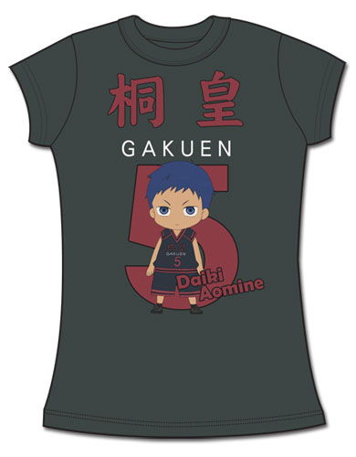 Kuroko's Basketball Sd Daiki Jrs T-Shirt L, an officially licensed product in our Kuroko'S Basketball T-Shirts department.