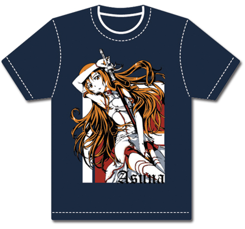 Sword Art Online Asuna T-Shirt XL, an officially licensed product in our Sword Art Online T-Shirts department.