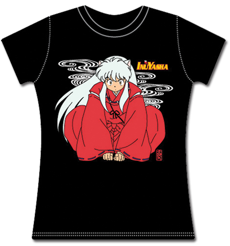 Inuyasha Jrs T-Shirt L, an officially licensed product in our Inuyahsa T-Shirts department.