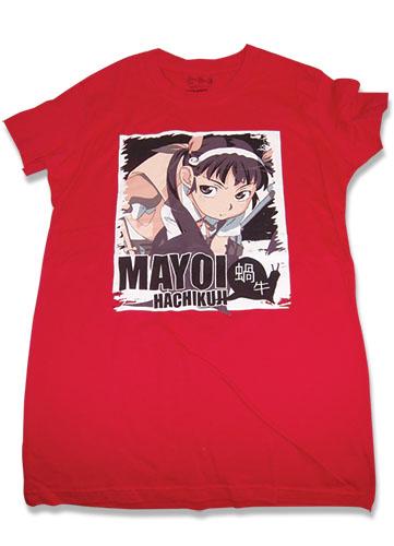 Bakemonogatari Mayoi Jrs T-shirt Xxl, an officially licensed Bakamongatari product at B.A. Toys.