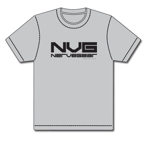 Sword Art Online Nvg Nervegear T-Shirt M officially licensed Sword Art Online T-Shirts product at B.A. Toys.