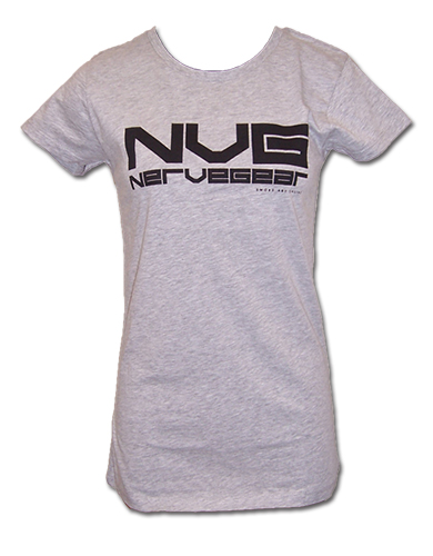 Sword Art Online Nvg Nervegear Jrs T-Shirt L, an officially licensed product in our Sword Art Online T-Shirts department.