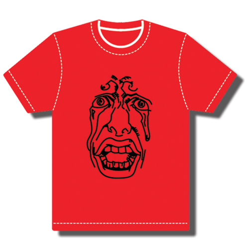 Berserk Behelit Face T-Shirt M, an officially licensed Berserk product at B.A. Toys.