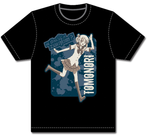 Is This A Zombie Tomonori T-Shirt L officially licensed Is This A Zombie? T-Shirts product at B.A. Toys.