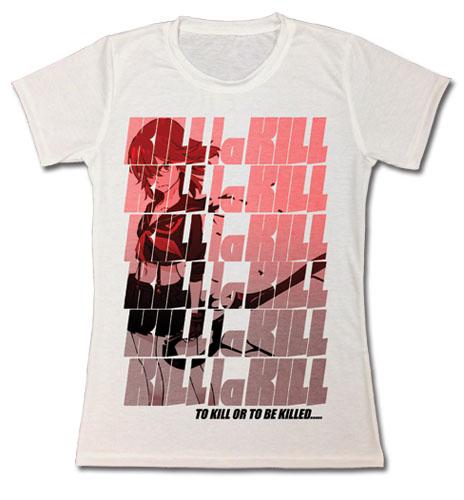 Kill La Kill - Ryuko Jrs. Tshirt L, an officially licensed product in our Kill La Kill T-Shirts department.