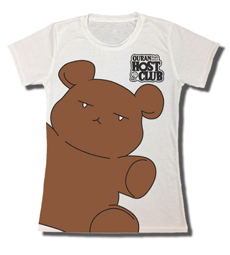 Ouran H.S. Host Club - Honey's Bear Jrs Sublimation T-Shirt L, an officially licensed product in our Ouran High School Host Club T-Shirts department.