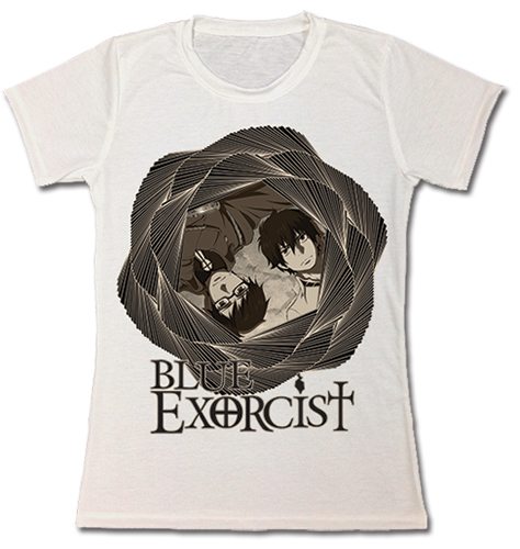 Blue Exorcist - Blue Exorcist Jrs Dye Sublimation T-Shirt XL officially licensed Blue Exorcist T-Shirts product at B.A. Toys.