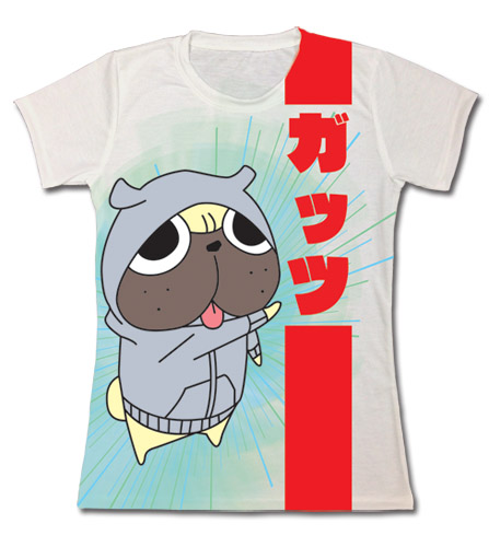 Kill La Kill - Guts Jrs. Sublimation T-Shirt L, an officially licensed product in our Kill La Kill T-Shirts department.