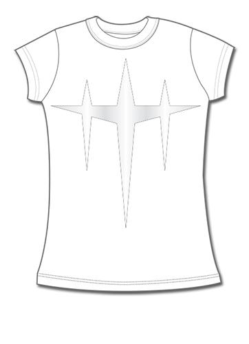 Kill La Kill - 3 Star Goku Jrs. T-Shirt L, an officially licensed product in our Kill La Kill T-Shirts department.
