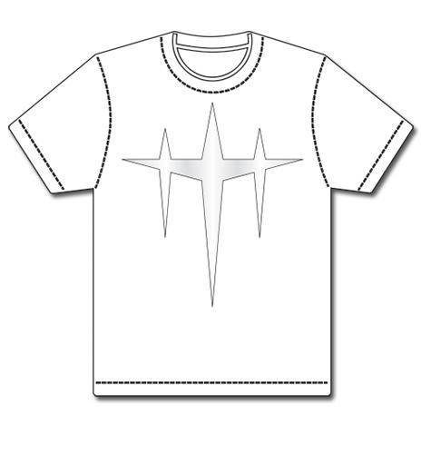 Kill La Kill - 3 Star Gaku Mens T-Shirt L, an officially licensed product in our Kill La Kill T-Shirts department.