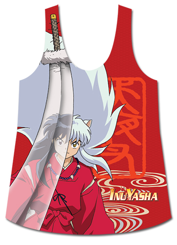 Inuyasha - Inuyasha Sub Tank L, an officially licensed product in our Inuyahsa T-Shirts department.