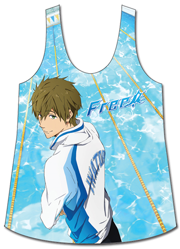 Free! Mokota Sumblimation Tank Top L, an officially licensed product in our Free! T-Shirts department.