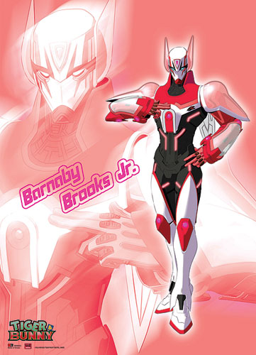 Tiger & Bunny Barnaby Brooks Wallscroll, an officially licensed product in our Tiger & Bunny Wall Scroll Posters department.
