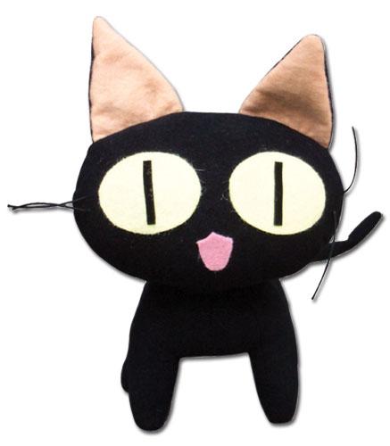 Trigun Kuro Neko (Black Cat) Plush, an officially licensed product in our Black Cat Plush department.