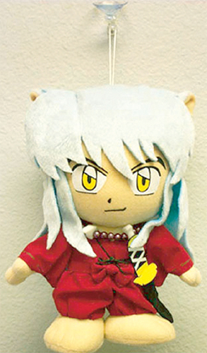 Inuyasha Inuyasha Plush, an officially licensed product in our Inuyahsa Plush department.