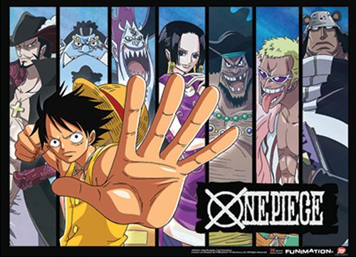 One Piece - One Piece Wallscroll, an officially licensed product in our One Piece Wall Scroll Posters department.