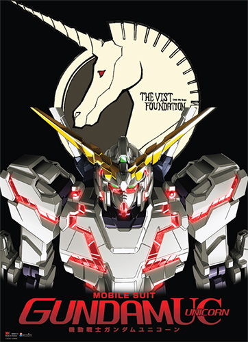 Gundam Uc Rx-O Unicorn Gundam Wallscroll, an officially licensed product in our Gundam Uc Wall Scroll Posters department.