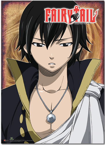 Fairy Tail - Zeref Wallscroll, an officially licensed product in our Fairy Tail Wall Scroll Posters department.