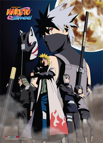 Naruto Shippuden - Anbu Kakashi Wall Scroll, an officially licensed product in our Naruto Shippuden Wall Scroll Posters department.