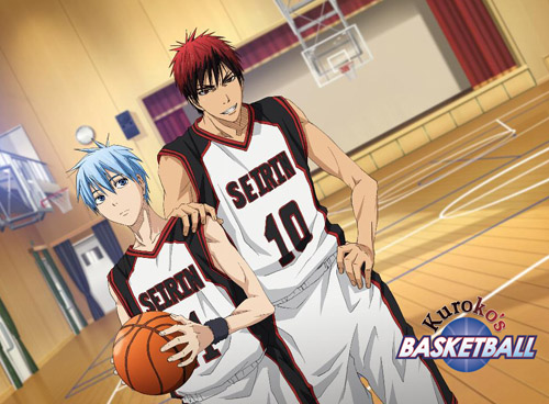 Kuroko's Basketball - Ball Court Wall Scroll, an officially licensed product in our Kuroko'S Basketball Wall Scroll Posters department.