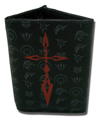 Fate/Zero Cross Wallet, an officially licensed product in our Fate/Zero Wallet & Coin Purse department.