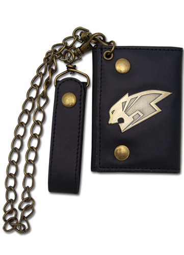 Tiger & Bunny Wild Tiger Metal Emblem Wallet, an officially licensed product in our Tiger & Bunny Wallet & Coin Purse department.