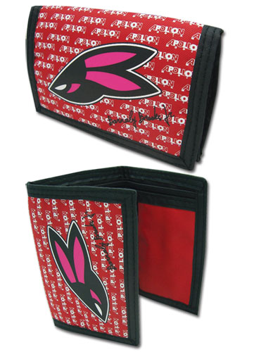 Tiger& Bunny Bunny Logo Trifold Wallet, an officially licensed product in our Tiger & Bunny Wallet & Coin Purse department.