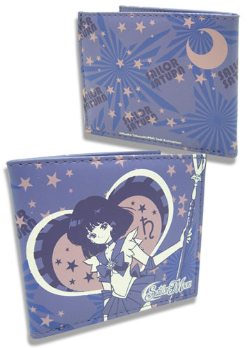 Sailormoon S Saturn Wallet, an officially licensed product in our Sailor Moon Wallet & Coin Purse department.
