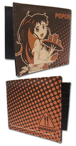 Wagnaria!! Popura Wallet, an officially licensed product in our Wagnaria!! Wallet & Coin Purse department.