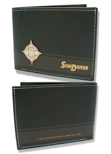 Star Driver School Crest Wallet, an officially licensed product in our Star Driver Wallet & Coin Purse department.