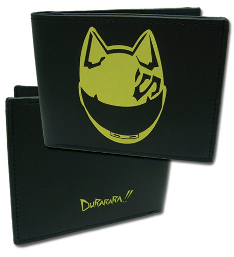 Durarara!! Celty Bi-fold Wallet officially licensed Durarara!! Wallet & Coin Purse product at B.A. Toys.