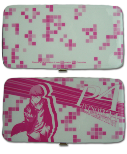 Persona 4 - Narukami Hinge Wallet, an officially licensed product in our Persona Wallet & Coin Purse department.