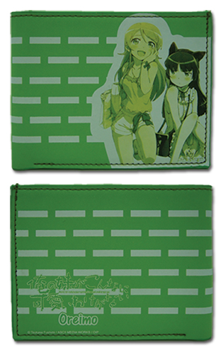 Oreimo Kirino Meruru Bi-Fold Wallet, an officially licensed product in our Oreimo Wallet & Coin Purse department.