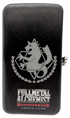 Fullmetal Alchemist Brotherhood - Mother Alchemy Hinge Wallet, an officially licensed product in our Fullmetal Alchemist Wallet & Coin Purse department.