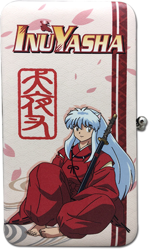 Inuyasha - Inuyasha Hinge Wallet, an officially licensed product in our Inuyahsa Wallet & Coin Purse department.