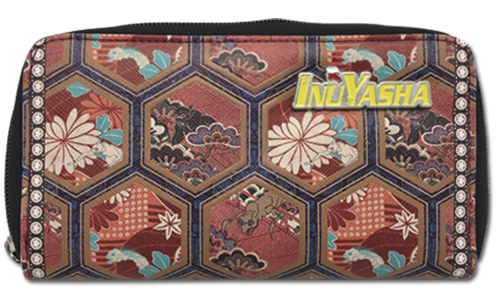 Inuyasha - Inuyasha Wallet, an officially licensed product in our Inuyahsa Wallet & Coin Purse department.