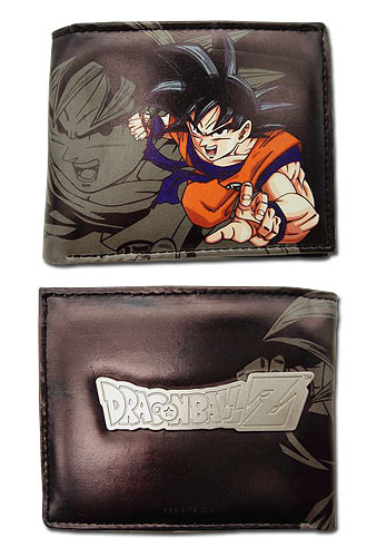 Dragon Ball Z - Goku Bifold Wallet, an officially licensed product in our Dragon Ball Z Wallet & Coin Purse department.