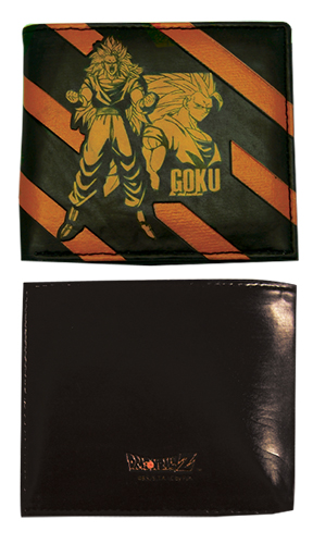 Dragon Ball Z - Goku 3 Bi-Fold Wallet, an officially licensed product in our Dragon Ball Z Wallet & Coin Purse department.