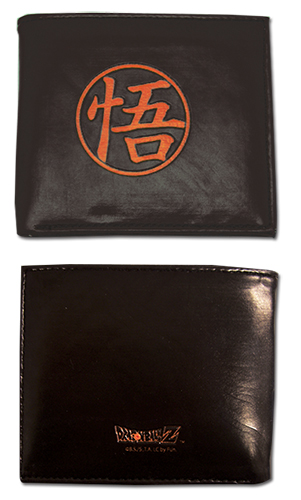 Dragon Ball Z - Symbol Bi-Fold Wallet, an officially licensed product in our Dragon Ball Z Wallet & Coin Purse department.
