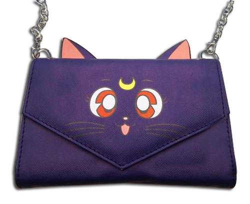Sailor Moon - Luna Envelope Wallet, an officially licensed product in our Sailor Moon Wallet & Coin Purse department.