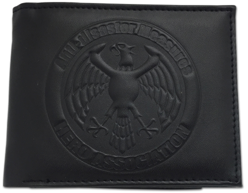One Punch Man - Hero Association Wallet, an officially licensed product in our One-Punch Man Wallet & Coin Purse department.