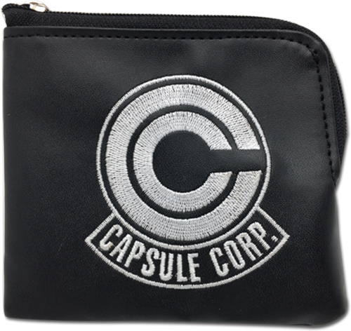 Dragon Ball Z - Capcorp Wallet, an officially licensed product in our Dragon Ball Z Wallet & Coin Purse department.