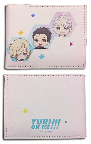 Yuri On Ice!!! - Sd Group Wallet, an officially licensed product in our Yuri!!! On Ice Wallet & Coin Purse department.