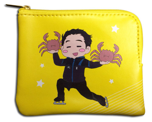 Yuri On Ice!!! - Yuri Dance Wallet, an officially licensed product in our Yuri!!! On Ice Wallet & Coin Purse department.