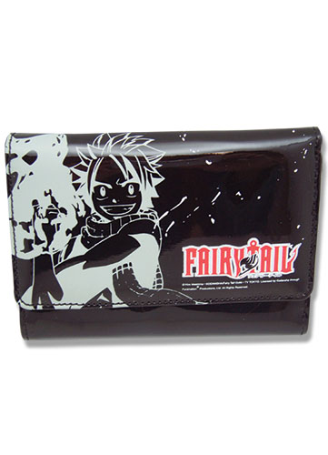 Fairy Tail Natsu Girl Wallet, an officially licensed product in our Fairy Tail Wallet & Coin Purse department.