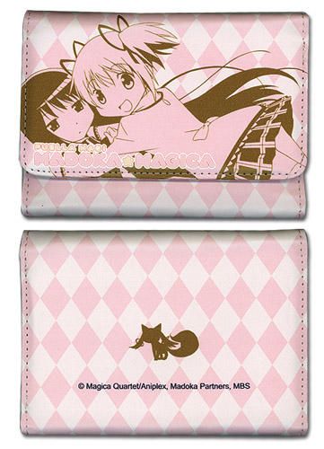 Madoka Magica - Madoka And Homura Girl Wallet, an officially licensed product in our Madoka Magica Wallet & Coin Purse department.