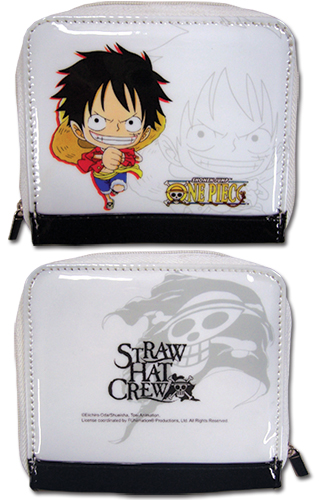 One Piece Luffy New World Sd Girl Wallet, an officially licensed product in our One Piece Wallet & Coin Purse department.