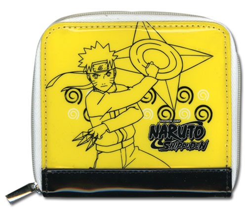 Naruto Shippen - Naruto Girls Wallet, an officially licensed product in our Naruto Shippuden Wallet & Coin Purse department.